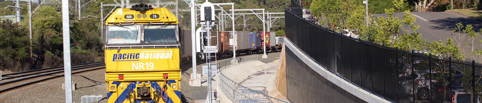 Epping to Thornleigh Third Track