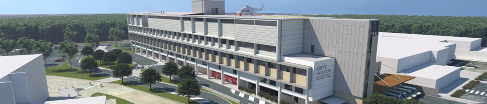 Coffs Harbour Hospital expansion
