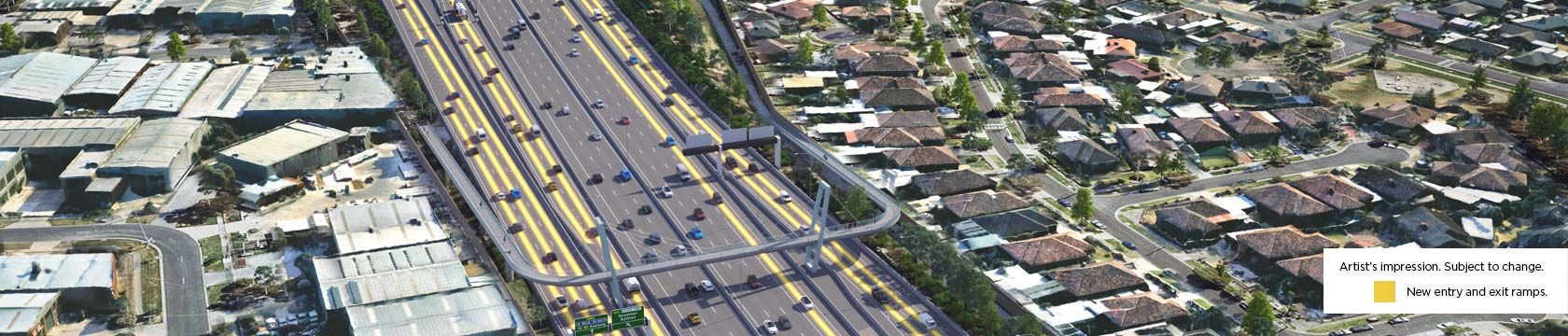 CPB Contractors wins $331m contract for M80 Ring Road.