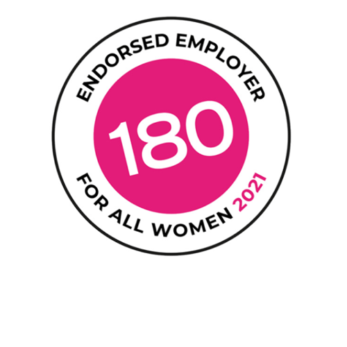 Proud to be a WORK180 endorsed employer