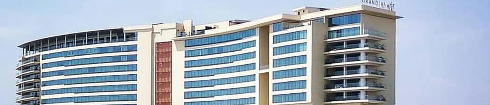 Lulu Grand Hyatt India