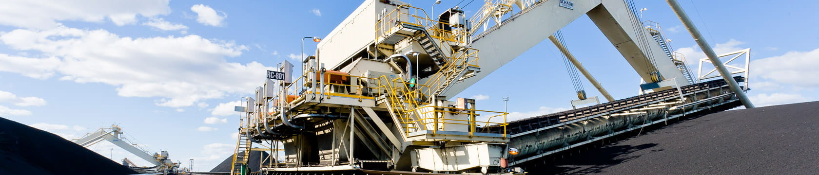 mineral processing infrastructure