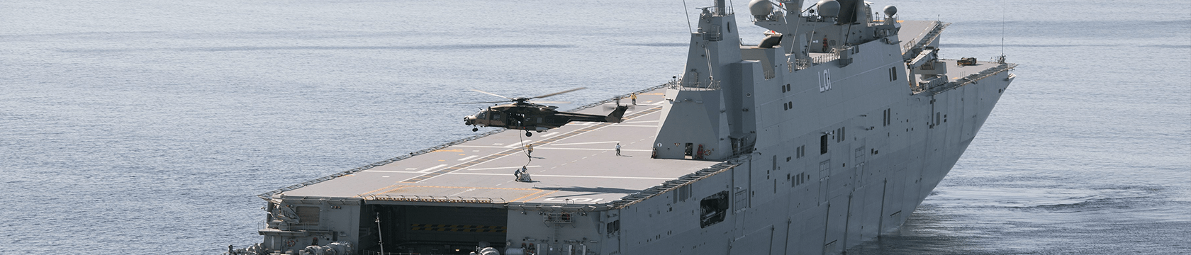 Navy Landing Helicopter Dock